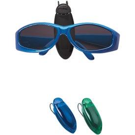 Eyeglass / Sunglass Holder Clip