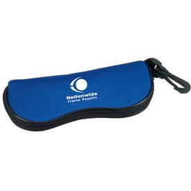 Eyeglass Case with Clip for Promotion