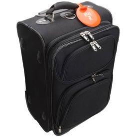 Promotional E-Z See Jumbo Bag Tag