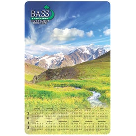 Fab Stix Reusable Fabric Wall Cling for Promotion