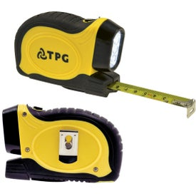 Facilitator Tape Measure with Your Slogan