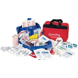 Family Pack First Aid Kit Branded with Your Logo