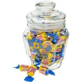 Fancy Candy Jar for Marketing