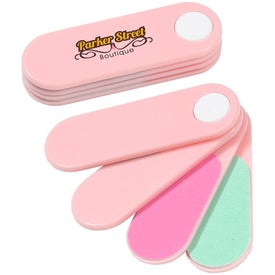 Fashion 4 Nail File and Buffer