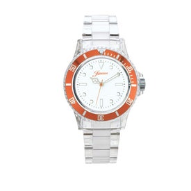 Fashion Styles Transparent Unisex Watch Branded with Your Logo