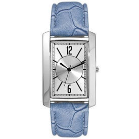 Polish Silver Fashion Styles Unisex Watch