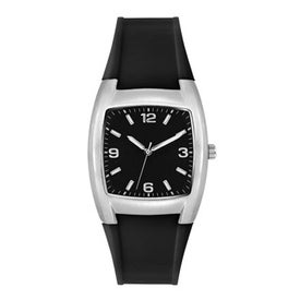 Branded Rubber Strap Fashion Styles Unisex Watch