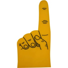 "Customized 16"" Foam #1 Hand"