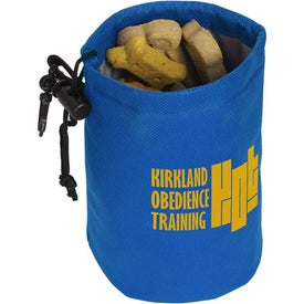 Imprinted Fido Treat Bag