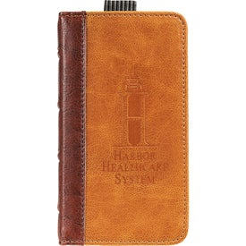 Personalized Field & Co. Book Case for iPhone 5 and 5S