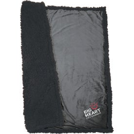 Field & Co. Hudson Sherpa Blanket