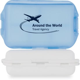 Fill, Fold and Fly Medicine Box Imprinted with Your Logo
