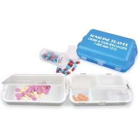 Printed Fill, Fold and Fly Medicine Box