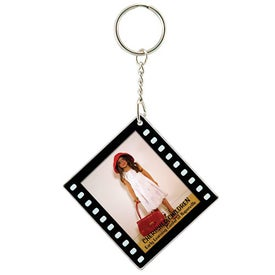 Filmstrip Snap-In Keytag