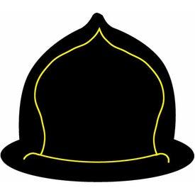 Fire Helmet Jar Opener Branded with Your Logo