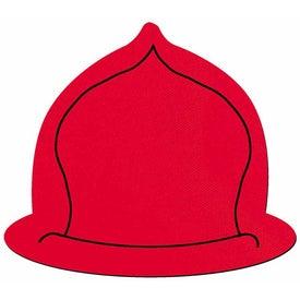Fire Helmet Jar Opener Imprinted with Your Logo