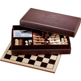 FireSide 6-in-1 Multi-Game Set