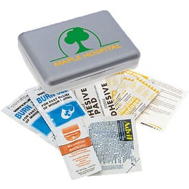 First Aid Kit for Burns for Your Company
