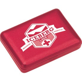 Customized First Aid Kit for Burns