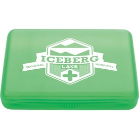 Personalized First Aid Kit for Burns