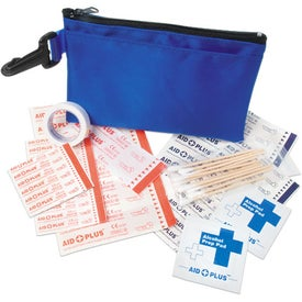 First Aid Kit with Your Slogan