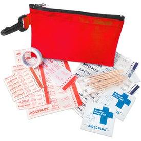 First Aid Kit Printed with Your Logo