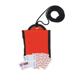 First Aid Kit Tote with Your Slogan