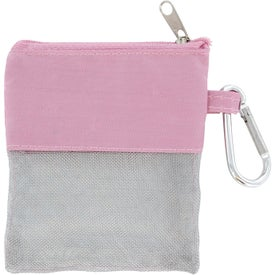 Imprinted First-Aid Pouch