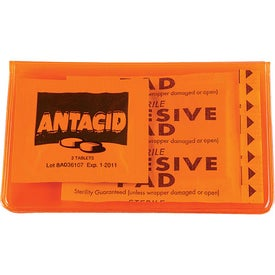 Personalized First Aid Wallet