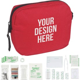 Compact Emergency First Aid Kit