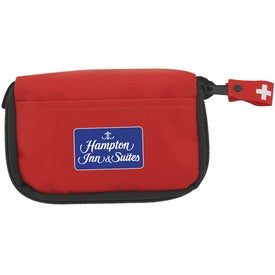 Advertising First Aid Travel Kit