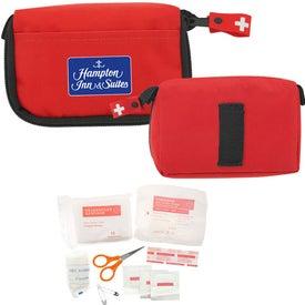 Custom First Aid Travel Kit