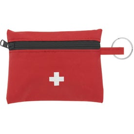 Branded First Aid Travel Kit