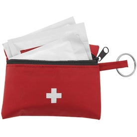 Personalized First Aid Travel Kit
