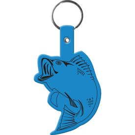 Fish Key Tag for Your Company