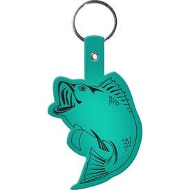 Fish Key Tag for Marketing