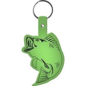 Fish Key Tag for Customization