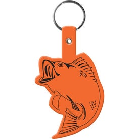 Fish Key Tag for Promotion
