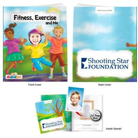 Fitness, Exercise and Me Giveaways