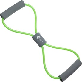 Fitness First Stretch Expander (Gray/Lime Green)