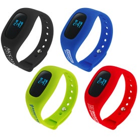 Smart Wear Bluetooth Fitness Tracker