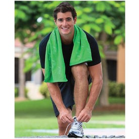 Fitness Towel with CleenFreek for Your Organization