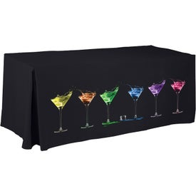 Fitted Table Cover (4')