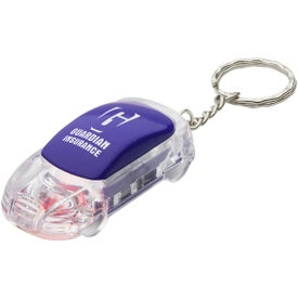 Flashing Car Key Chain Giveaways