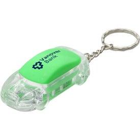Flashing Car Key Chain for Your Church