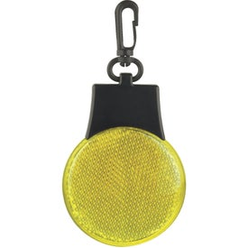 Imprinted Flashing Reflector Light