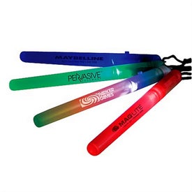 Multicolor Flashing Safety Wand