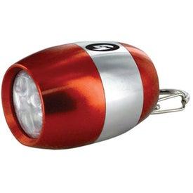 Personalized Flashlight Barrel