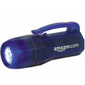 Advertising Flashlight Mini 3 LED