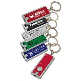 Flat Key Tag Light